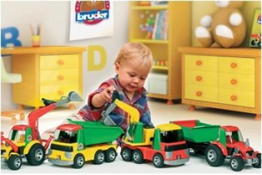 ROADMAX - трактора, грузовики, машинки для самых маленьких